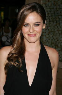 Alicia Silverstone at the Hollywood Reporter's 35th annual Key Art Awards.
