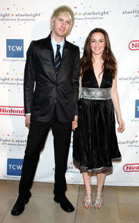 Alicia Silverstone and husband Chris Jarecki at the