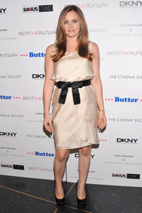 Alicia Silverstone at the New York premiere of