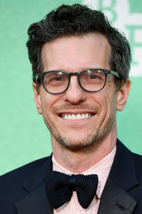 Brian Selznick at the UK premiere of