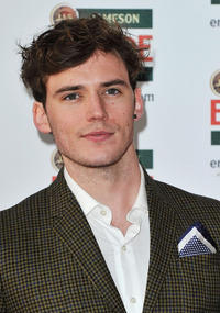 Sam Claflin at the Jameson Empire Awards in London.