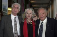 Terry Norris, Julia Blake and Charles Tingwell at the Australian premiere of