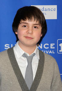 Daniel Yelsky at the premiere of