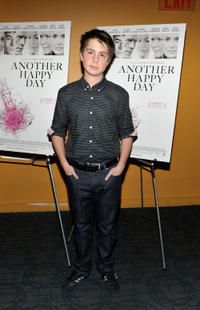 Daniel Yelsky at the New York premiere of