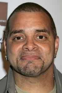 Sinbad at the Fulfillment Fund's Stars 2006 benefit gala.
