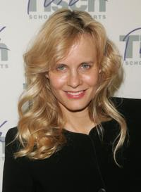 Lori Singer at the Tisch School of the arts annual gala benefit.