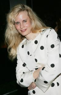 Lori Singer at the Musuem of Natural History's Winter Dance Benefit