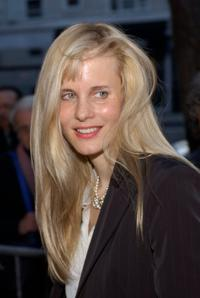 Lori Singer at the benefit premiere of