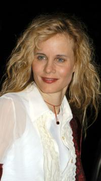 Lori Singer at the premiere of