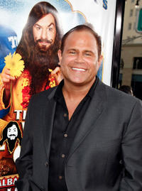 Keith Middlebrook at the California premiere of