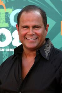 Keith Middlebrook at the 2008 Teen Choice Awards in California.