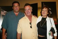 Steven Schirripa, Tony Sirico and Sharon Angela at the special screening of HBO Sports