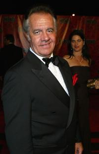 Tony Sirico at the HBO's post Emmy party following the 56th annual primetime Emmy Awards.