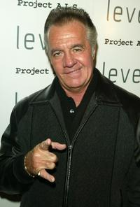 Tony Sirico at the Cocktails for a Cause to benefit project A.L.S.