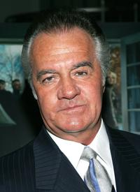 Tony Sirico at the premiere of