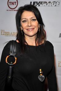 Marina Sirtis at the Wrap Party of TNT's
