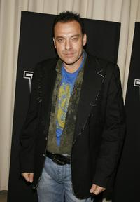 Tom Sizemore at the W Magazine's Hollywood Affair to celebrate the 2007 Golden Globes.