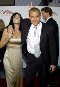 Tom Sizemore and Heidi Fleiss at the 30th AFI Life Achievement Award.