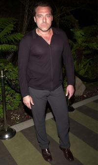 Tom Sizemore at the grand opening of W. Los Angeles Hotels location in Westwood.