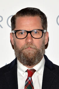Gavin McInnes at the 'Creative Control' New York Premiere at Sunshine Landmark.