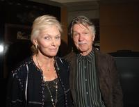 Tom Skerritt and (Exclusive Access) Chanels Bernadette Rendall at the Toronto International Film Festival gala presenation of the film