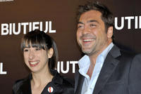 Maricel Alvarez and Javier Bardem at the photocall of