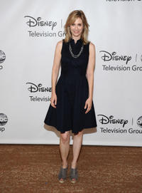 Helen Slater at the Disney ABC Television Group's
