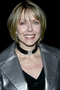 Susan Blakely at the first ever fundraiser for Project Uere and the street kids of Brazil.