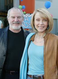 Susan Blakely and Stephen Jaffe at the Hollywood premiere of