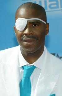 Slick Rick at the BET Awards 05.