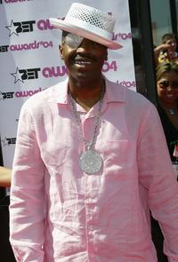 Slick Rick at the 2004 Black Entertainment Awards.