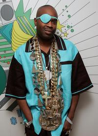 Slick Rick at the MTV's Total Request Live.