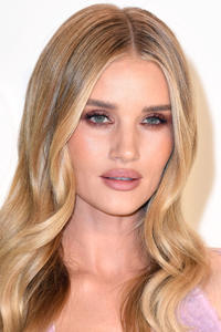Rosie Huntington-Whiteley at the Tom Ford AW20 Show in Hollywood.