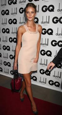 Rosie Huntington-Whiteley at the 2009 GQ Men Of The Year Awards.