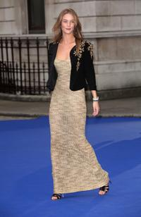 Rosie Huntington-Whiteley at the Royal Academy of Arts Summer Exhibition Preview Party 2009.
