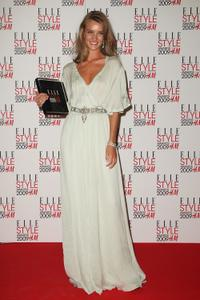 Rosie Huntington-Whiteley at the Elle Style Awards 2009.