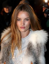 Rosie Huntington-Whiteley at the Love Ball London.