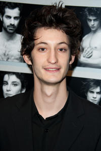 Pierre Niney at the Chaumet's Cocktail party for Cesar's Revelations 2012 in France.