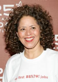 Anna Deavere Smith at the Sundance Institute 25th Anniversary celebration.