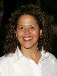 Anna Deavere Smith at the premiere of