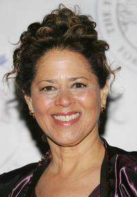 Anna Deavere Smith at the Elie Wiesel Foundation for Humanity Award Dinner.