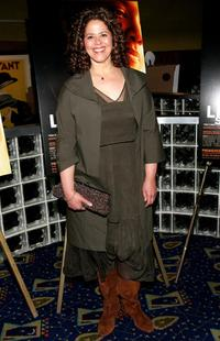 Anna Deavere Smith at the screening of