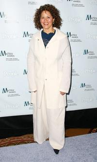 Anna Deavere Smith at the 2008 Matrix Award.