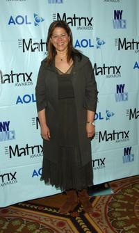 Anna Deavere Smith at the New York Women in Communications 2007 Matrix Awards.