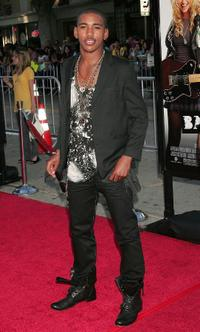 Brandon Smith at the premiere of