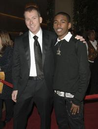 Ron Clark and Brandon Smith at the 8th Annual Family Television Awards.