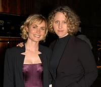 Brooke Smith and Radha Mitchell at the Santa Barbara Film Festival Opening Night Gala after party.