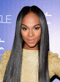 Tika Sumpter at the New York premiere of