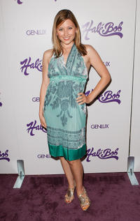 Taylor Treadwell at the Hale Bob Summer of Love party in California.