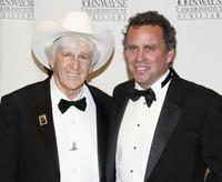 Dean Smith and Ethan Wayne at the John Wayne Cancer Institute Auxiliary's 21st Annual Odyssey Ball.